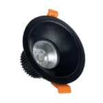 Panther LED Downlight 10W Black | Commercial Lighting